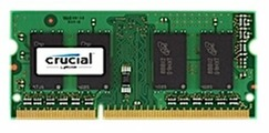 Оперативная память 16 ГБ 1 шт. Crucial CT204864BF160B