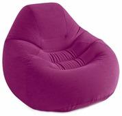 Надувное кресло Intex Deluxe Beanless Bag (68584)