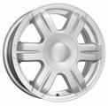 Колесный диск K&K КС670 6x15/4x100 D60.1 ET50 сильвер