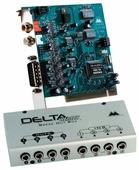 Внутренняя звуковая карта с дополнительным блоком M-Audio Delta 66