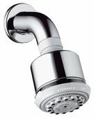 Верхний душ встраиваемый hansgrohe Clubmaster 27475000 хром