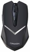 Мышь Canyon CNE-CMSW3 Black USB