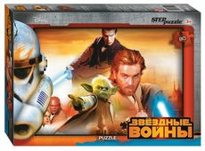 Пазл Step puzzle Disney Звёздные войны (77136) в ассортименте, 80 дет.
