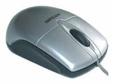 Мышь Mitsumi Optical Wheel Mouse Black-Silver PS/2