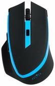 Мышь Oklick 630LW Black-Blue USB