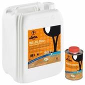 Лак Loba WS 2K Duo полуматовый (5 кг) полиуретановый
