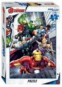Пазл Step puzzle Marvel Мстители - 3 (82169), 104 дет.
