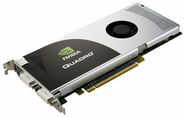 Видеокарта PNY Quadro FX 3700 600Mhz PCI-E 512Mb 1800Mhz 256 bit 2xDVI