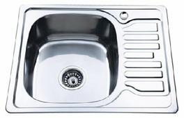 Врезная кухонная мойка Ledeme L65848-6L