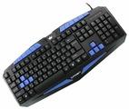 Клавиатура CROWN MICRO CMKY-5006 Black USB