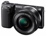 Фотоаппарат Sony Alpha NEX-5T Kit