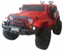 RiverToys Автомобиль Jeep Wrangler О999ОО 4*4