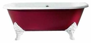 Ванна recor Carlton чугун