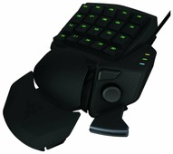 Клавиатура Razer Orbweaver Elite Mechanical Keypad Black USB