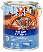 Лак яхтный V33 Vernis Bateau яхтный глянцевый (2.5 л) алкидно-уретановый