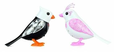 Интерактивная игрушка робот Silverlit DigiBirds Жених и невеста