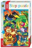 Пазл Step puzzle Союзмультфильм Попугай Кеша (73048), 360 дет.