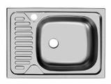 Врезная кухонная мойка UKINOX Classic CL 560.435 T