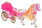 Shenzhen Toys карета с лошадью (22088)