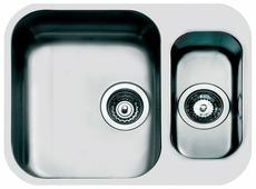 Врезная кухонная мойка smeg UM3415
