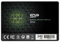 Твердотельный накопитель Silicon Power Slim S56 240GB