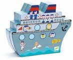 Настольная игра DJECO Морской бой