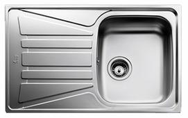 Врезная кухонная мойка TEKA Basico 79 1B 1D 79х50см нержавеющая сталь