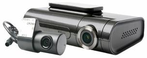 Видеорегистратор TrendVision X2 PRO, 2 камеры, GPS