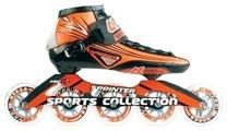 Роликовые коньки СК (Спортивная коллекция) Sprinter In-Line 2010