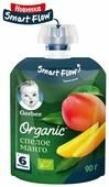 Пюре Gerber Спелое манго (с 6 месяцев) 90 г, 16 шт.
