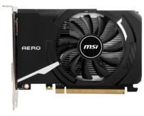 Видеокарта MSI GeForce GT 1030 1189MHz PCI-E 3.0 2048MB 2100MHz 64 bit DVI HDMI HDCP Aero ITX OC