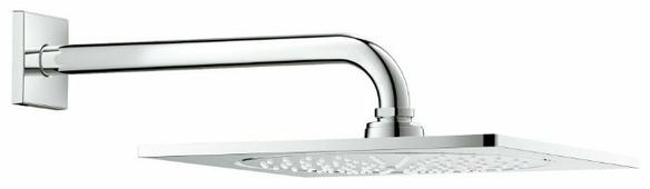Верхний душ встраиваемый Grohe Rainshower F-Series 26060000 хром