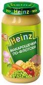 Пюре Heinz Макарошечки по-флотски (с 10 месяцев) 190 г, 1 шт