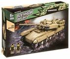 Конструктор BONDIBON Военный десант ВВ3666 Танк