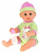 Интерактивная кукла Карапуз Оленька, 36 см, 9580-RU