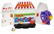 Игровой набор Mattel Toy Story 4 Звездное приключение Базза Лайтера GCY87