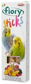 Лакомство для птиц Fiory Sticks с фруктами