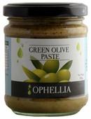 Ophellia Паштет из зеленых оливок, стеклянная банка 212 мл