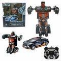 Робот-трансформер 1 TOY Спортивный автомобиль
