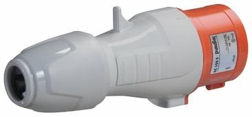 Вилка силовая (CEE) кабельная переносная Legrand 555128