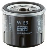 Масляный фильтр MANNFILTER W66