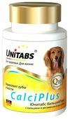 Добавка в корм Unitabs CalciPlus с кальцием и витамином Д