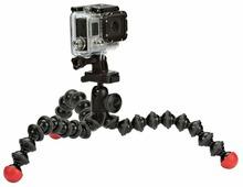 Штатив Joby GorillaPod Action Tripod with Mount для GoPro Black/Red JB01300-BWW