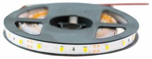 Светодиодная лента URM 2835-60led-12V-4.8W-8-10LM-3000K-IP22-8mm 5 м