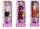 Кукла Defa Lucy Модница с сумочкой 29 см 8365