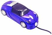 Мышь L-PRO ZL-66/1233 Bugatti Blue USB