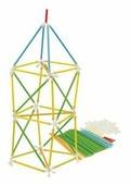 Конструктор Hape Bamboo E5527 Архитетрикс Строитель