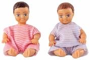 Набор кукол Lundby для домика Два пупса, 60806600
