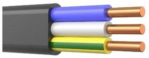 Кабель Prysmian ВВГ-Пнг(А)-LS 3х1.5 (100 м) ГОСТ