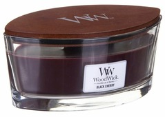 Свеча WoodWick Black Cherry (76100), эллипс